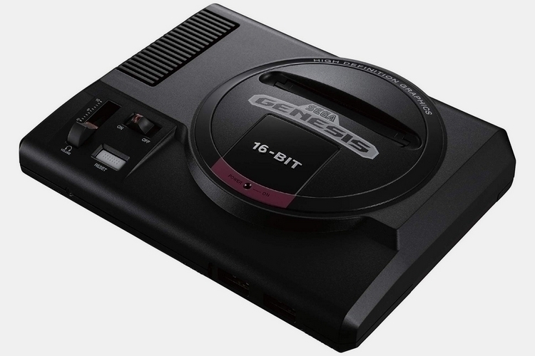 The Coolest Retro Gaming Consoles You Can Buy In 2019