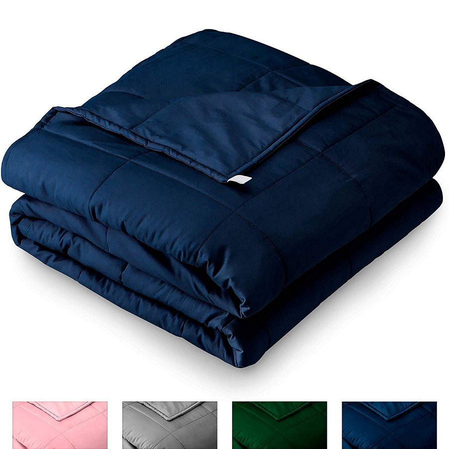 Bare Home Weighted Blanket 17lb
