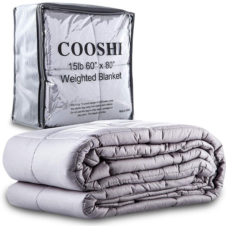 Cooshi Weighted Blanket 15 Lbs