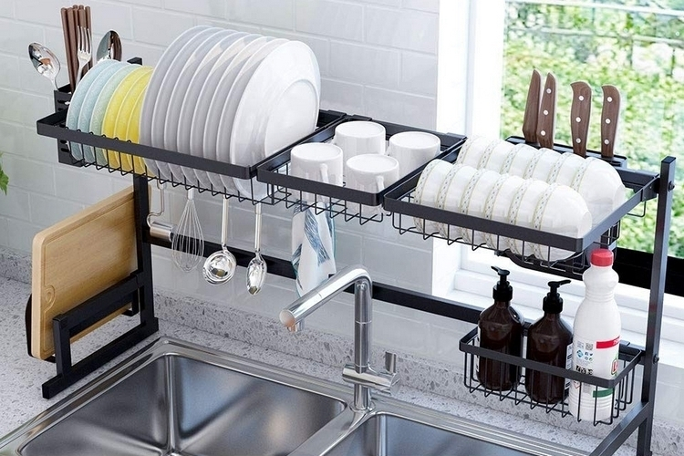langria-over-sink-dish-drying-rack-3