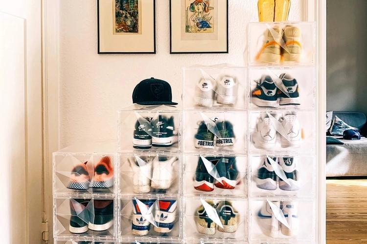 RCKZ Sneaker Box