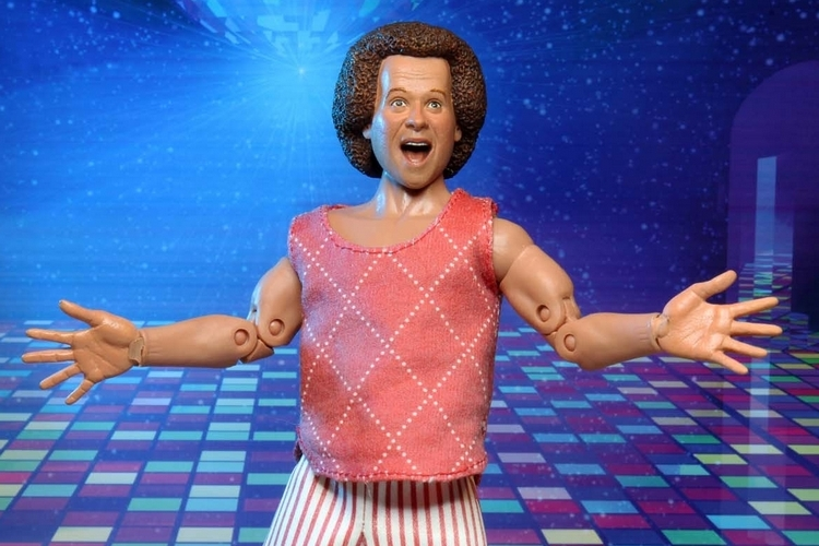 NECA Richard Simmons 8 inch action figure new in hand